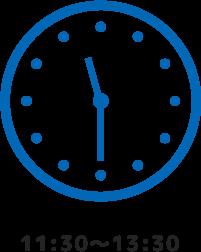 11:30~13:30