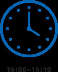16:00~16:10