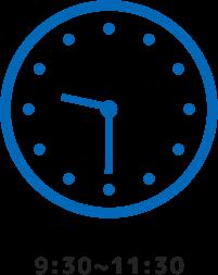 9:30~11:30